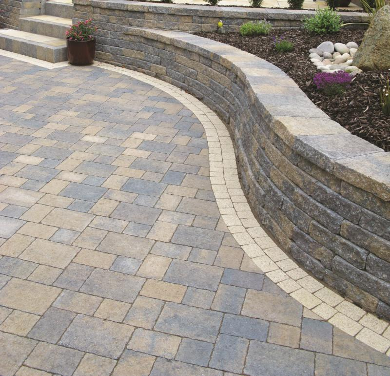 Stone brick paving ireland patio stone ireland for Garden design jobs ireland